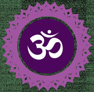 Cross chakra spiritual chakra